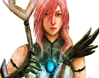 Lightning Returns: FFXIII Contest Entry