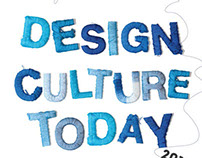 Design Culture Today Poster