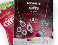 Kohl's Dream Gifts Jewelry Catalog 2012