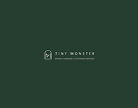 Tiny Monster Logo Design