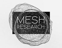 Lamp - mesh research