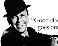 My Way by Sinatra