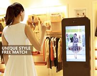 Try on Clothes Virtually!