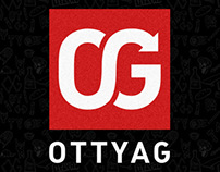 Ottyag logo and website