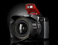 BenQ-GH680F Digital Cameras
