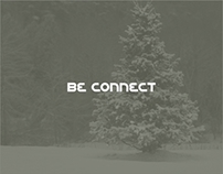 Be Connect - Holidays Post card