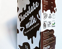 Packaging Chocolate Milk