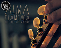 Alma Flamenca, The Art of Making
