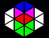 Visual Music Academy (visual identity)