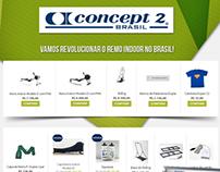 Concept2Brasil // Newsletter