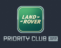 Land Rover Priority Club APP