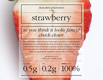Fancy Strawberry?