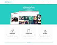 Bogoh - Multipurpose WordPress Theme With Page Builder