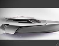 Motoryacht concept