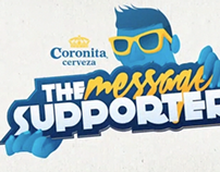 Coronita Rock Fans/Messenger supporters