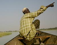Autour du fleuve Niger