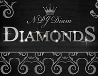 NPJ Diamonds - Designing the Mood Board