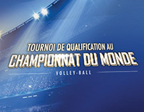 Mondial Qualification Volley-Ball