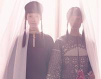 """An Up-To-Date Elegance""  Vogue Italia - Sølve Sundsbø"