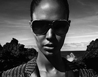 """Shining""  - Vogue Italia - Sølve Sundsbø"