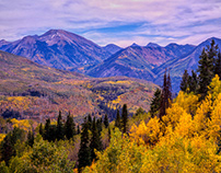 Colorful Colorado -- Keebler Pass