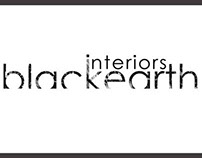 Blackearth Interiors Corporate Identity