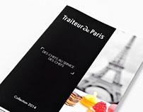 Traiteur de Paris - Identité 2014