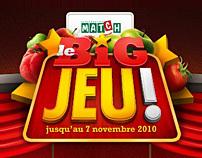 Supermarchés Match - Le Big Jeu