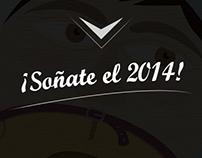 ¡Soñate el 2014!