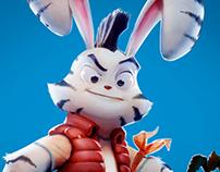 Dare Hare