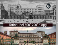 Torino nel '600-'700 e oggi
