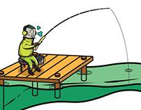 Fisherman   Illustrator 2013