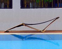 KVLT: The Foldable Lounge Chair