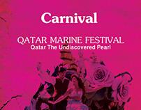 Qatar Marine Festival | Brochure - Banners Proposal