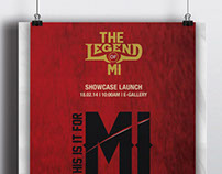 The Legend of MI - Media Innovation Showcase