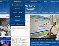 Webster University: Concept Design