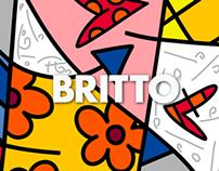 """[ MOOVING ] Carpetas y cuadernos """"Britto"""""""