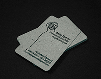 Phoebe Christou - Psychologist Business Card