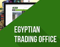 Egyptian Trading Office Website