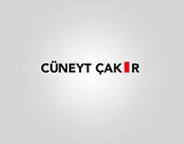 Cüneyt Çakır Tipografi