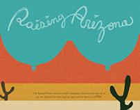 Rasing Arizona Poster