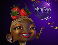 Advertising Mary Pop  Carnival