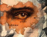 Kafka, Foucault & Baudelaire: Illustrations
