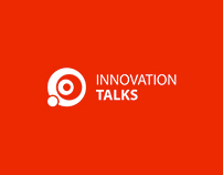 Identidade Visual - Innovation Talks