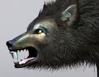 WOLF - ARCANIA GOTHIC 4