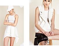 White on White for FOREVER21