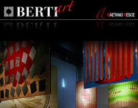BertiArt Website