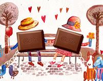 Día del Amor / Chocolates Costa