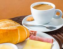 Café da manhã Bella Gula
