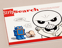 Strip Search Logo & Book